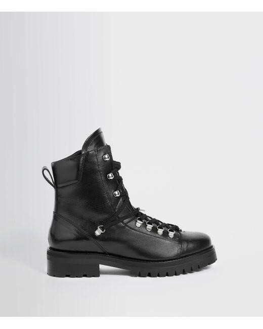 98c6b2933501ef AllSaints - Black Franka Boot - Lyst ...