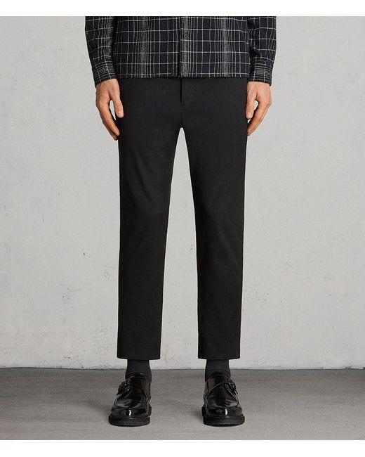 AllSaints - Black Kato Pant for Men - Lyst