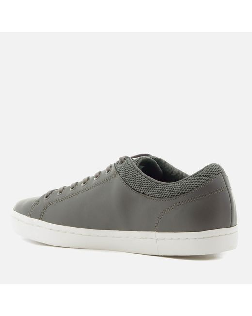 122e3f2cd ... Lacoste - Green Straightset 416 Trainers for Men - Lyst ...
