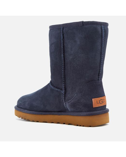 ugg australia women's classic short sheepskin boot