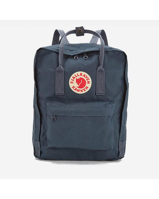 Fjallraven - Blue Kanken Backpack for Men - Lyst