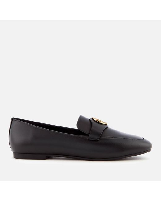 MICHAEL Michael Kors - Black Heather Loafers - Lyst