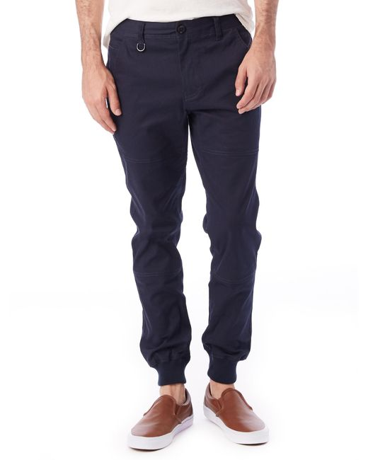 Alternative Apparel - Blue Publish Brand Legacy Pants for Men - Lyst