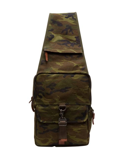 Alternative Apparel - Green 13 Computer And Tablet Sling for Men - Lyst