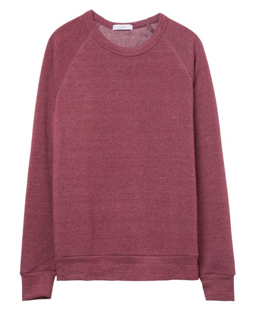 Alternative Apparel - Purple Champ Eco-fleece Sweatshirt for Men - Lyst