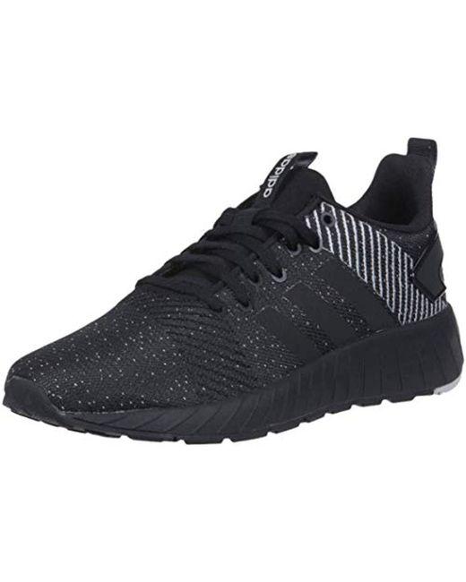 af181274e344ae Adidas - Black Questar Byd Running Shoe for Men - Lyst ...
