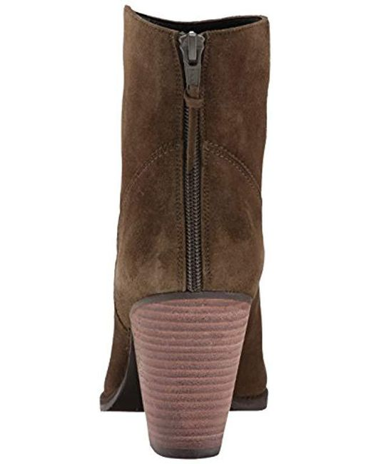c9a0645cc1b8 Lyst - Stuart Weitzman Hippy Ankle Boot in Green - Save 67%