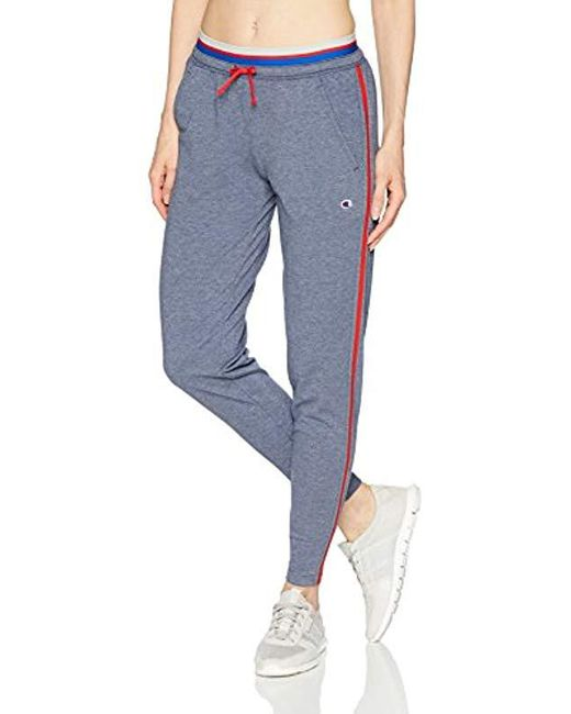 Champion - Blue Gym Issue Jogger Pant - Lyst