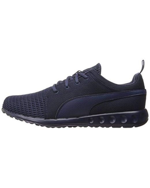0ea7eae5731 Lyst - Puma Carson Dash Cross-trainer Shoe in Blue for Men - Save ...