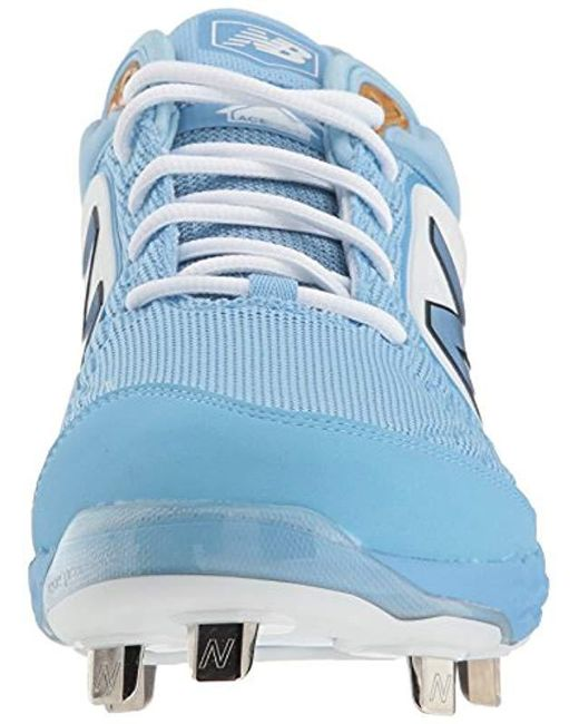 79cbb8fc0207 New Balance 3000v4 Metal Baseball Shoe in Blue for Men - Save 4% - Lyst