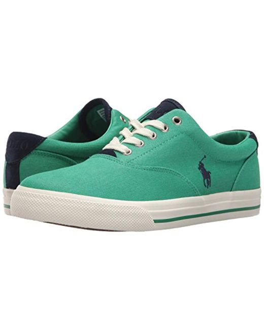 Green Sneaker Men's Vaughn Denim Colored PXZuki