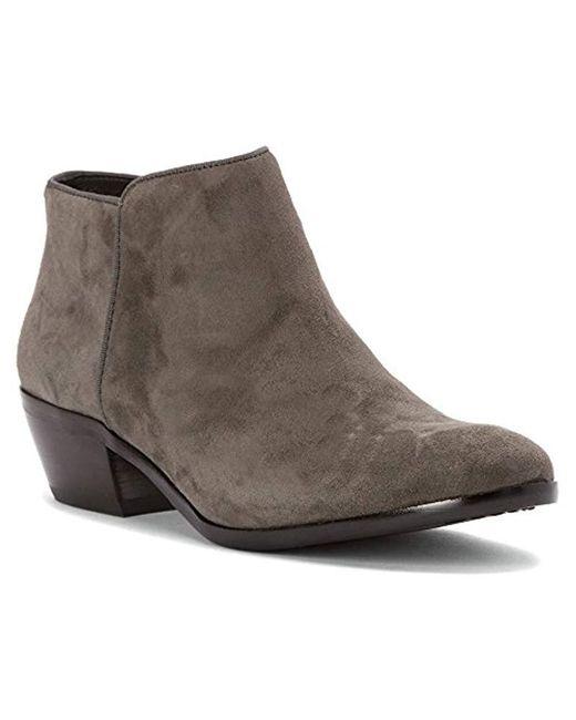 de168578707d4f Lyst - Sam Edelman Petty Ankle Boot in Gray - Save 42%