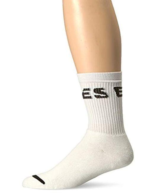 DIESEL - White Skm-ray Sock Band for Men - Lyst