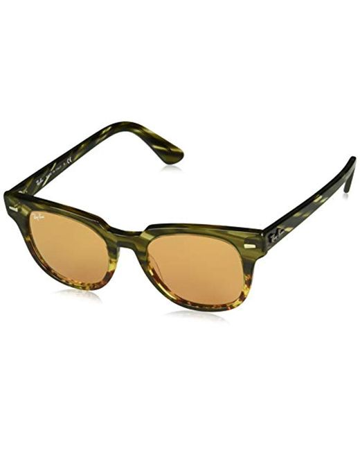 c4d5cba34c Ray-Ban - Green Rb2168 Meteor Sunglasses - Lyst ...