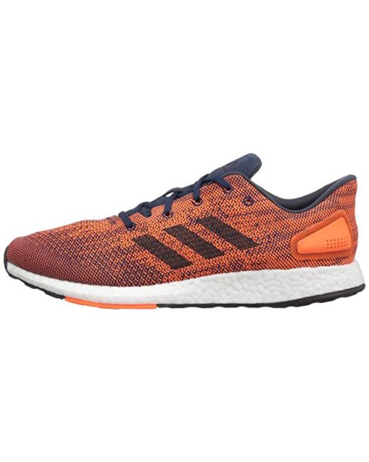 d8b4a2435 Lyst - adidas Pureboost Dpr Running Shoe in Blue for Men - Save 18%