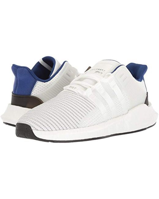 best service b6210 b3f4a Adidas Originals - White Eqt Support 9317 Running Shoe