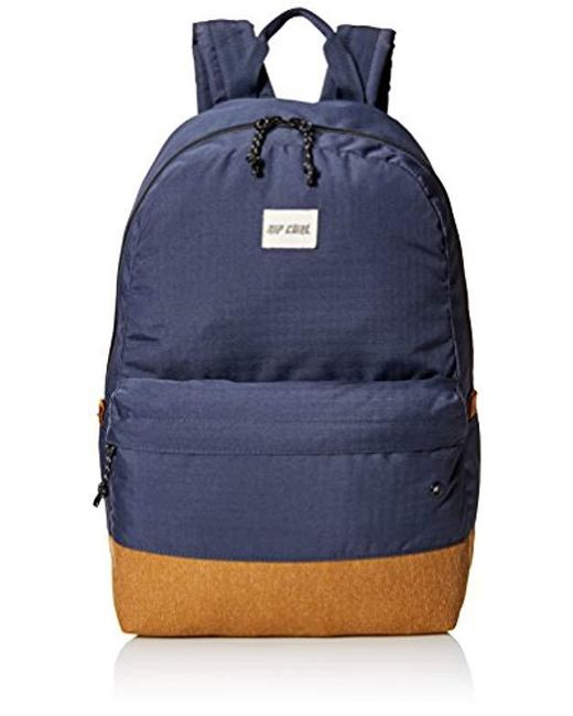 247cb910f3 Lyst - Rip Curl Mood Search Vibes Backpack in Blue for Men - Save 26%