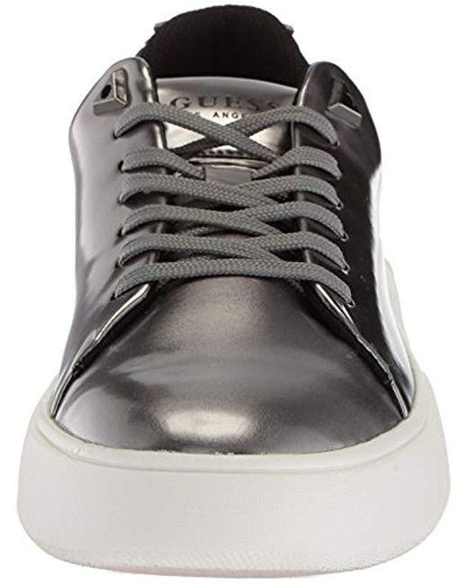 e02bd712fd1 Lyst - Guess Delacruz Sneaker in Gray for Men - Save 70%