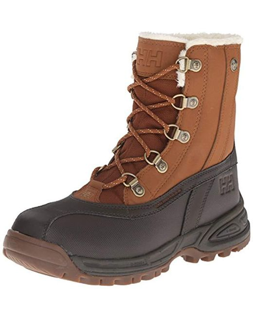 Helly Hansen - Brown Gandberg Cold Weather Boot - Lyst