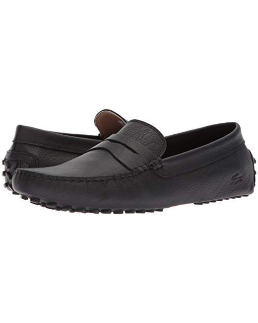 96a3faf6fce23 ... Lacoste - Concours 118 1 P (brown black) Men s Shoes for Men ...