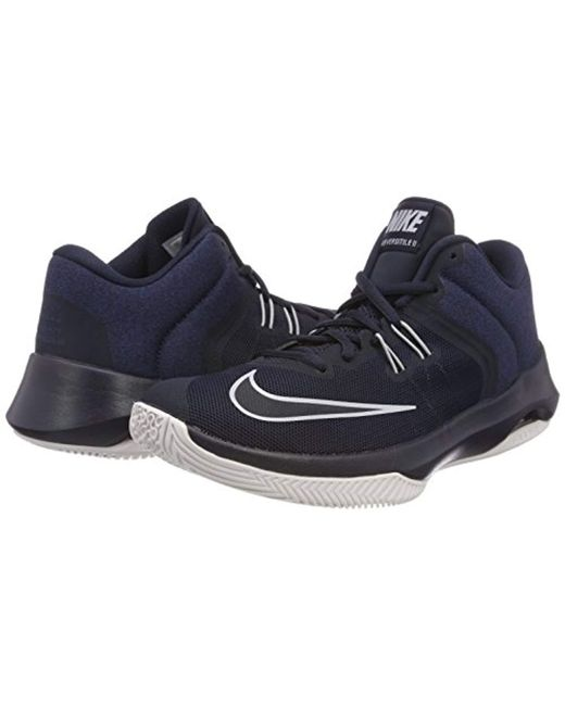 check out aa2cf 32885 ... Nike - Gray Air Versitile Ii Basketball Shoe for Men - Lyst ...