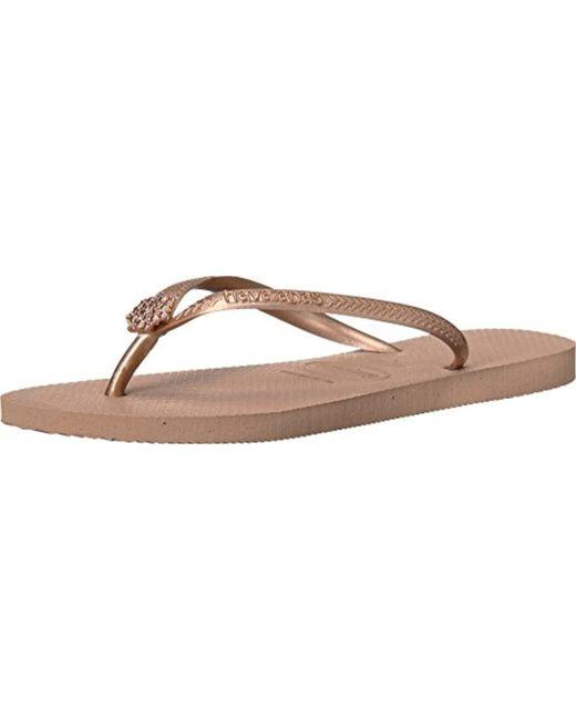42f66da678e6 Havaianas - Multicolor Slim Flip Flop Sandals
