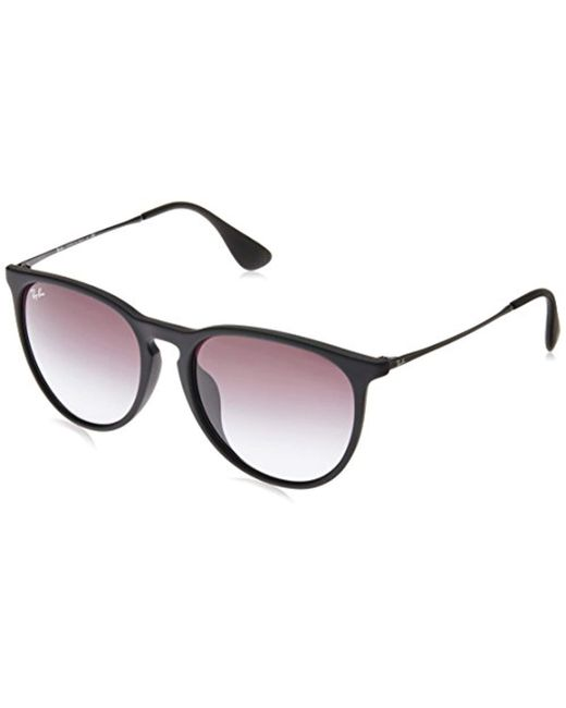 Ray-Ban - Black Rb4171f Erika (f) Sunglasses - Lyst