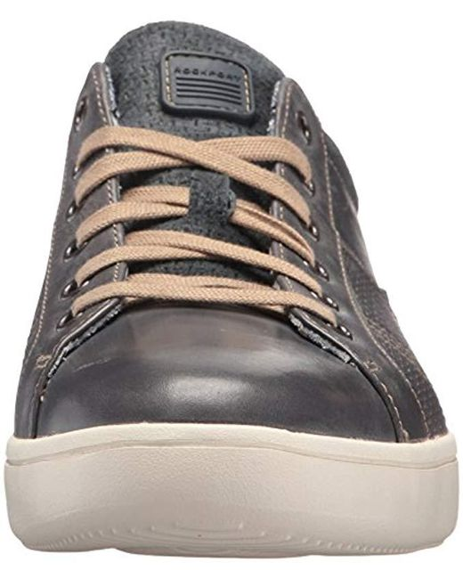 adaec3948acff1 Lyst - Rockport Cl Collie Tie Sneakers in Gray for Men - Save 44%