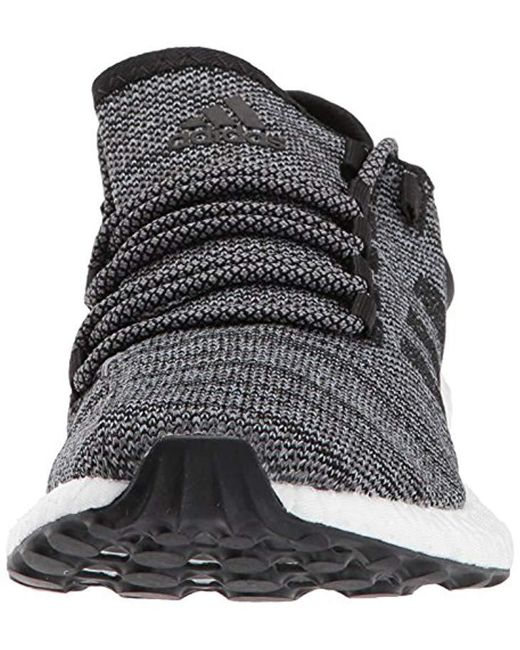 75abca319a0ff Lyst - adidas Pureboost Atr Running Shoe in Black for Men - Save 43%