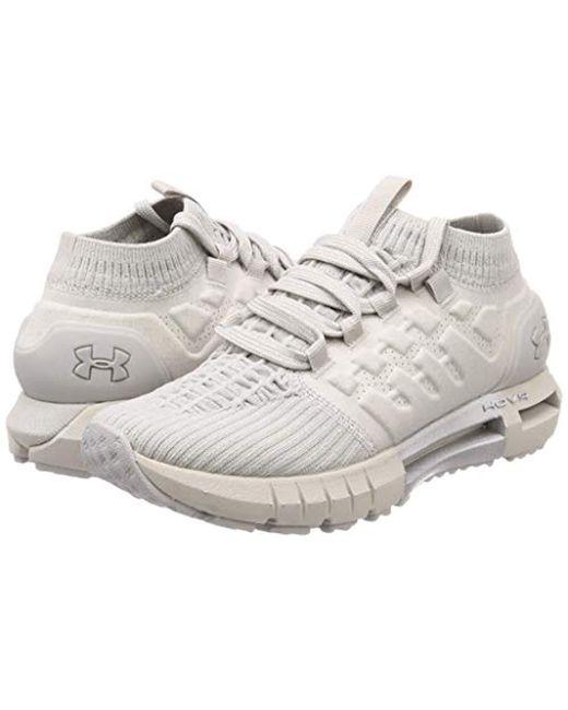promo code c73c8 b5cee Women's Gray Hovr Phantom Running Shoe