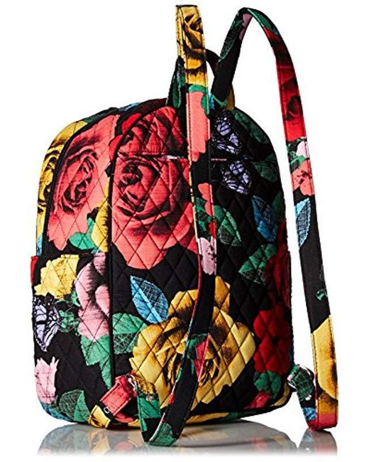 694713f9ed ... Vera Bradley - Multicolor Leighton Backpack