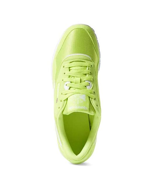 ea00f97403b60c Lyst - Reebok Classic Nylon Sneaker