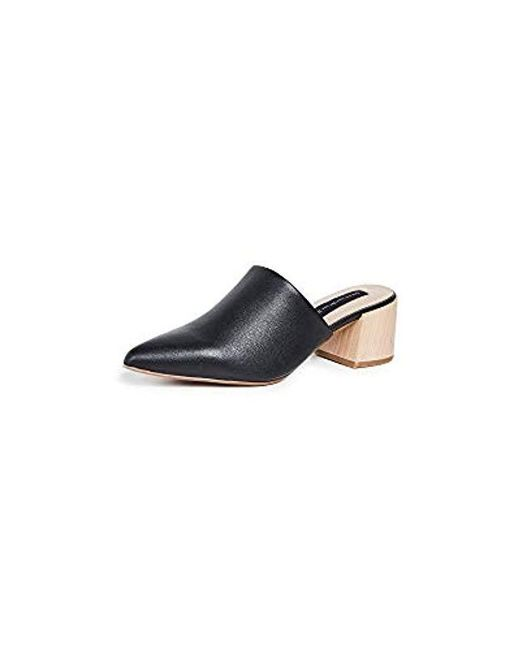 029cd2b25be Steven by Steve Madden - Black Florin Mule - Lyst ...