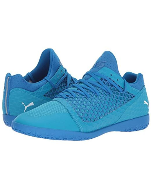 a1097054f58e Lyst - PUMA 365 Netfit Ct Soccer Shoe in Blue for Men - Save 27%