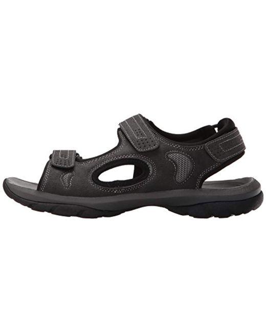7c19b4ae38fd ... Dockers - Gray S Devon Outdoor Sport Sandal Shoe for Men - Lyst ...