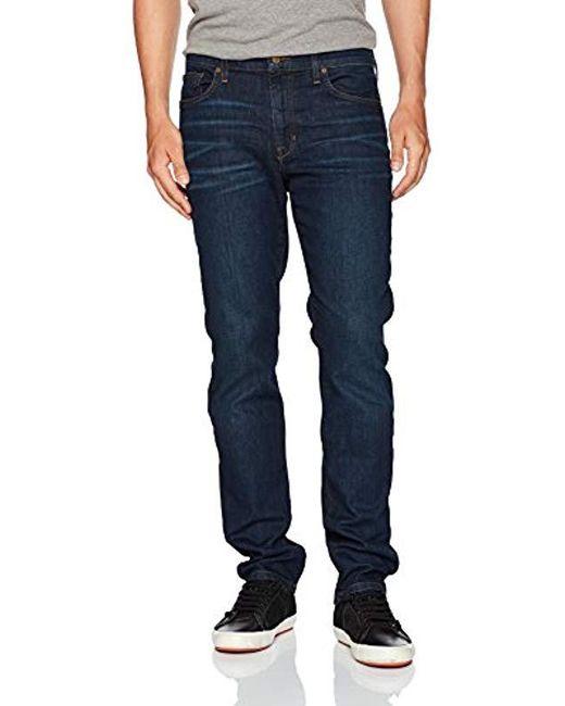 Joe's Jeans - Blue Brixton Straight And Narrow Harding for Men - Lyst