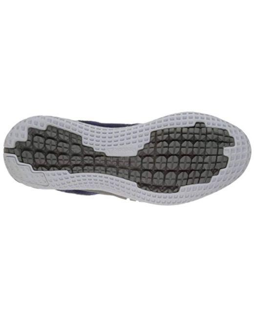 Lyst - Reebok Zprint Run Ex Running Shoe in Blue - Save ... 81bec0bb1