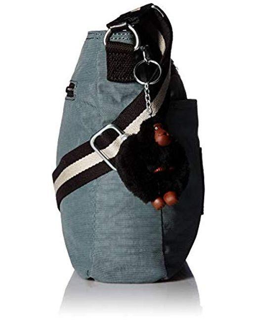 19125d75c2b3 Lyst - Kipling Shelia Solid Handbag