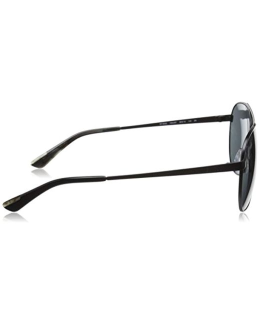 0b4fb9c70fd34 Lyst - DKNY S 0dy5082 Aviator Sunglasses in Black - Save 58%
