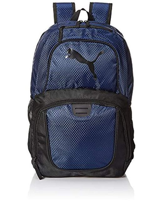 bd29bbb21e3 Lyst - PUMA Evercat Contender 3.0 Backpack in Blue for Men - Save 4%