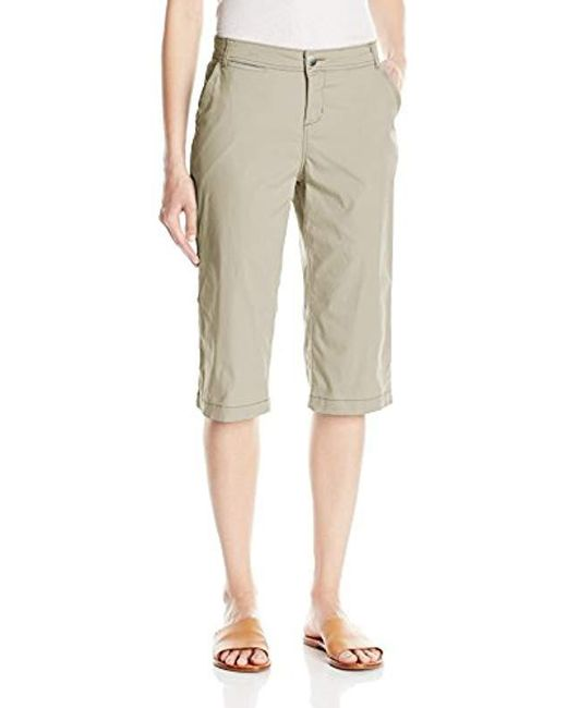 Woolrich - Natural Vista Point Eco Rich Convertible Knee Pant - Lyst