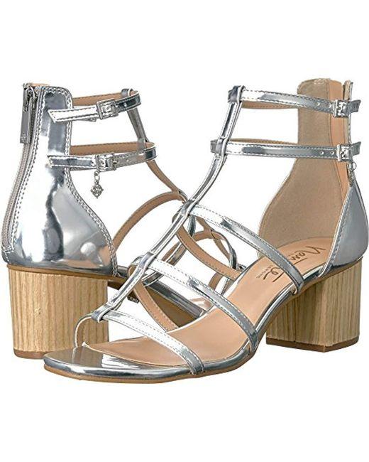 Nanette Nanette Lepore - Multicolor Rebecca Dress Sandal - Lyst