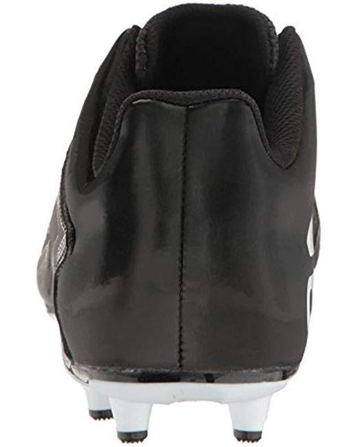 quality design 6ca52 2ac7b ... Adidas - Freak X Carbon Mid Football Shoe, Blackwhitemetallic Silver,  ...