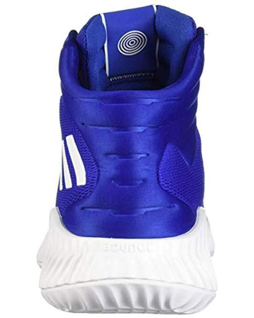 a8d8129e8667 ... Adidas Originals - Blue Pro Bounce 2018 Basketball Shoe for Men - Lyst  ...