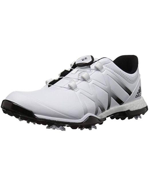 more photos 55661 1ffbf Adidas - Black W Adipower Boost Boa Golf Shoe - Lyst ...