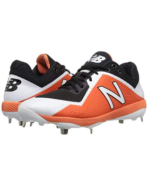 4e2ff7dee2e3 New Balance 4040v4 Cleat in Black for Men - Save 12% - Lyst