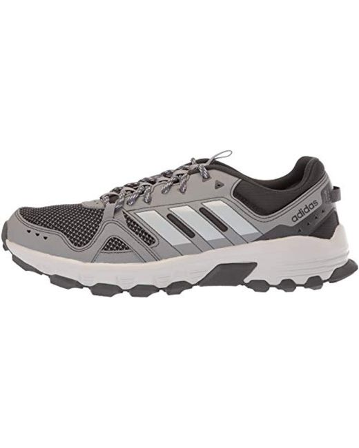 81d901814 ... Adidas - Gray Rockadia Trail Running Shoe
