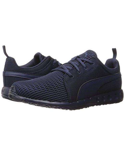 d8ce388d0d7a Lyst - Puma Carson Dash Cross-trainer Shoe in Blue for Men - Save ...