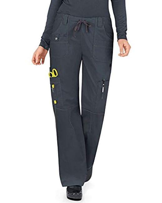 Dickies - Multicolor Petite Scrubs Gen Flex Contemporary Fit Contrast Stitch Cargo Pant - Lyst