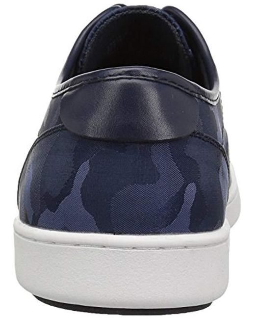 9b83428a5db Lyst - Steve Madden Frezno Sneaker in Blue for Men - Save 36%